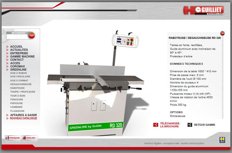 Modification et amélioration raboteuse R/D Holztech FS320 (seconde partie) - Page 6 Rd32010
