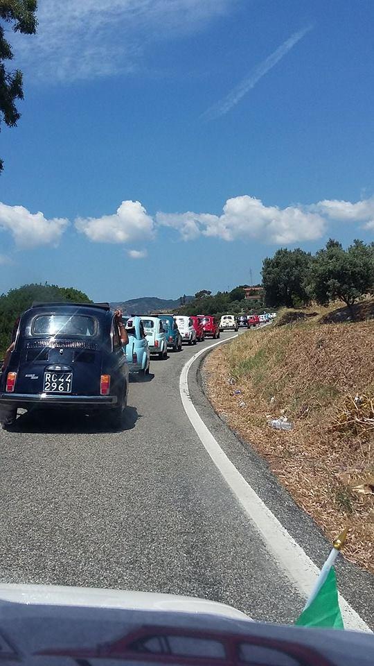 raduni ed incontri vari ed eventuali...estate 2015 in Calabria L410