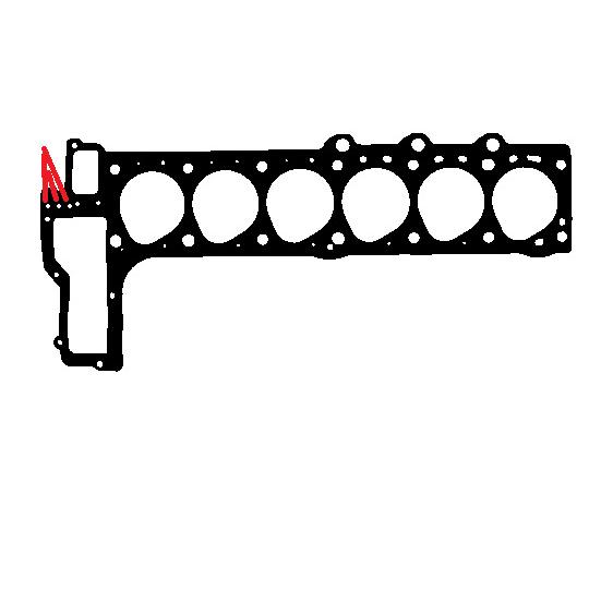 Référence et remplacement joint de culasse Joint_10