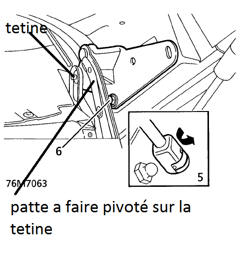 Référence et remplacement joint de culasse Ouvert10