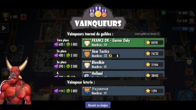 16eme victoire : Tournoi 45 Screen15
