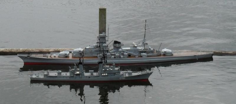 Scharnhorst 1943 - Fund von 1978 in 1:100 - Seite 5 Treffe10
