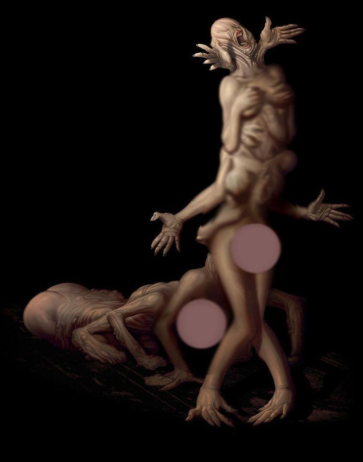 Huseki - Your Worst Nightmare (WIP) Nya10