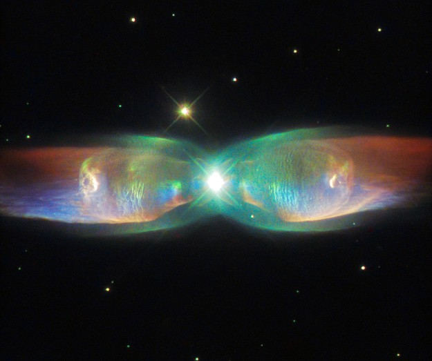 HUBBLE a 25 ans Heic1510