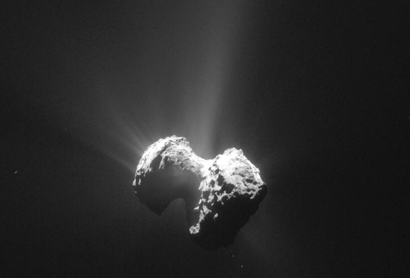 [Sujet unique] 2014: Philae: le robot de la sonde Rosetta sur la comète Tchourioumov-Guérassimenko - Page 6 La-com10