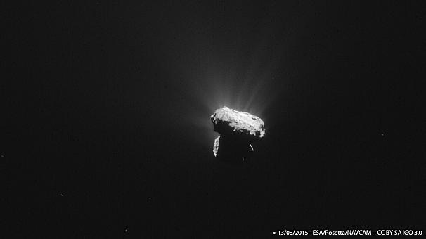 [Sujet unique] 2014: Philae: le robot de la sonde Rosetta sur la comète Tchourioumov-Guérassimenko - Page 7 Tchour10