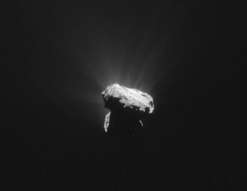 [Sujet unique] 2014: Philae: le robot de la sonde Rosetta sur la comète Tchourioumov-Guérassimenko - Page 7 Tchour11