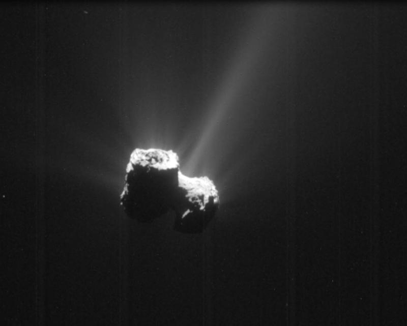 [Sujet unique] 2014: Philae: le robot de la sonde Rosetta sur la comète Tchourioumov-Guérassimenko - Page 7 Tchour13