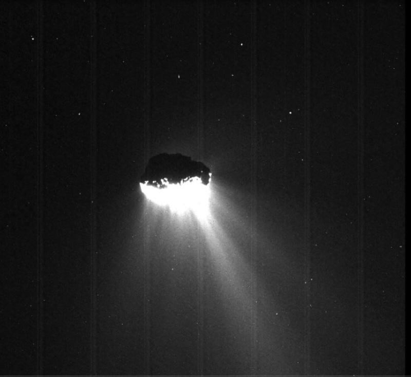 [Sujet unique] 2014: Philae: le robot de la sonde Rosetta sur la comète Tchourioumov-Guérassimenko - Page 7 Tchour14