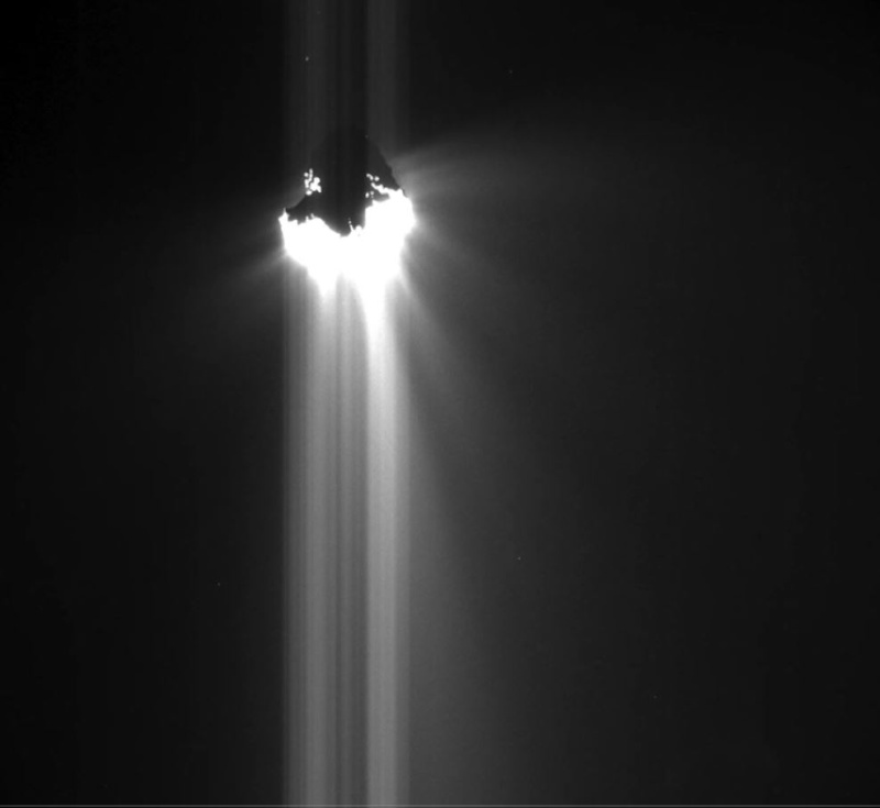 [Sujet unique] 2014: Philae: le robot de la sonde Rosetta sur la comète Tchourioumov-Guérassimenko - Page 7 Tchour19