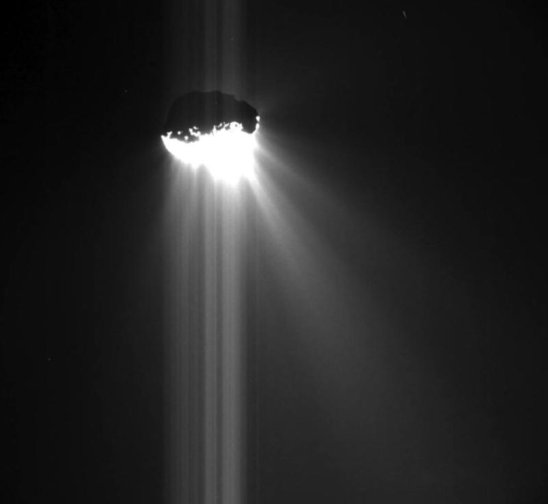 [Sujet unique] 2014: Philae: le robot de la sonde Rosetta sur la comète Tchourioumov-Guérassimenko - Page 7 Tchour21