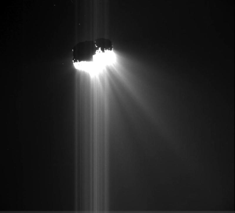 [Sujet unique] 2014: Philae: le robot de la sonde Rosetta sur la comète Tchourioumov-Guérassimenko - Page 7 Tchour22
