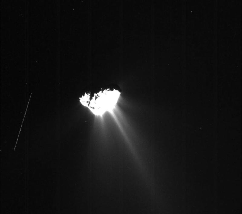 [Sujet unique] 2014: Philae: le robot de la sonde Rosetta sur la comète Tchourioumov-Guérassimenko - Page 7 Tchour27
