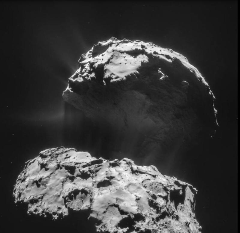 [Sujet unique] 2014: Philae: le robot de la sonde Rosetta sur la comète Tchourioumov-Guérassimenko - Page 7 Tchour32