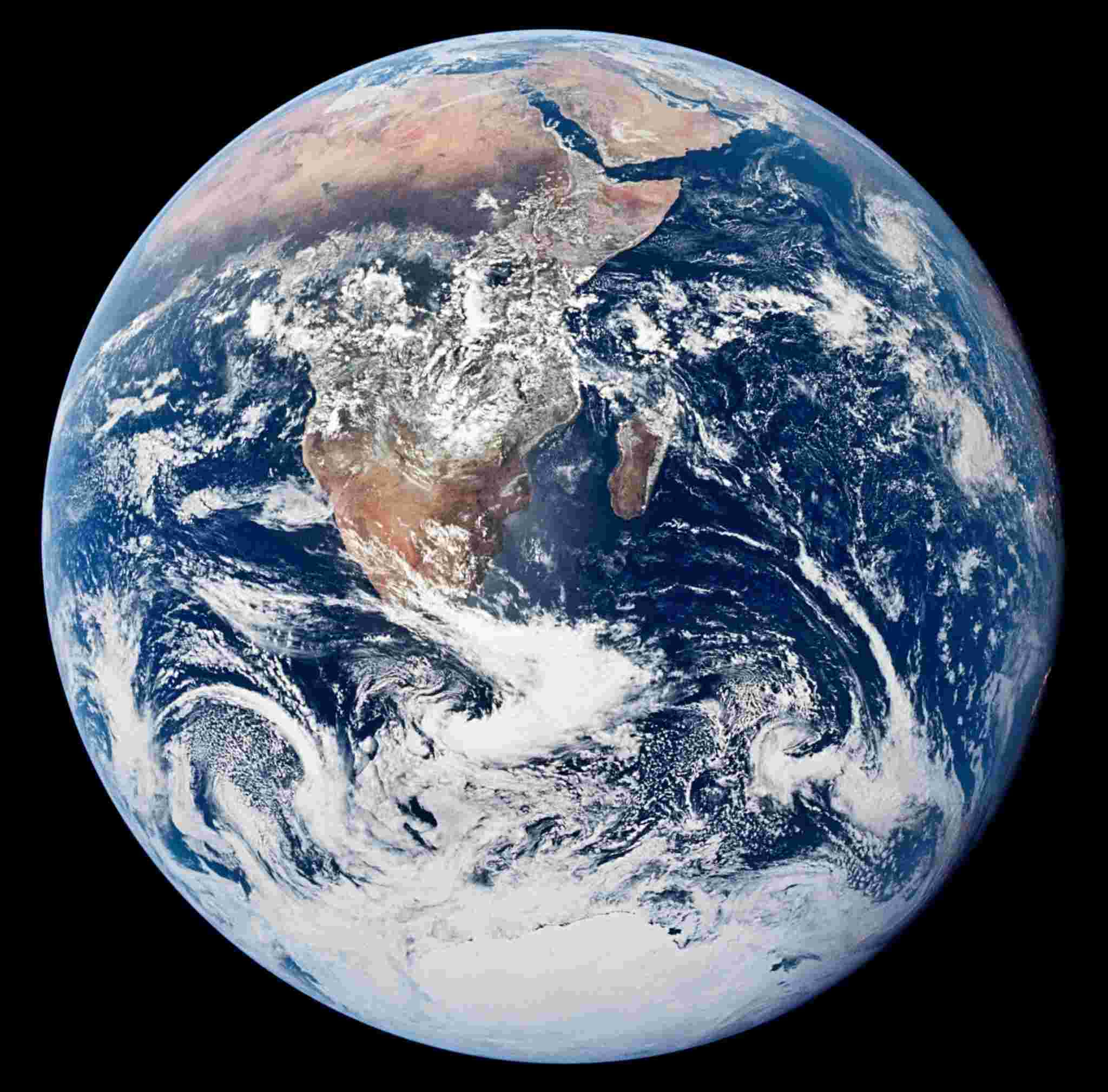 Nouvelle banque d'images chronologiques des missions de la NASA, en HD. Terre_10