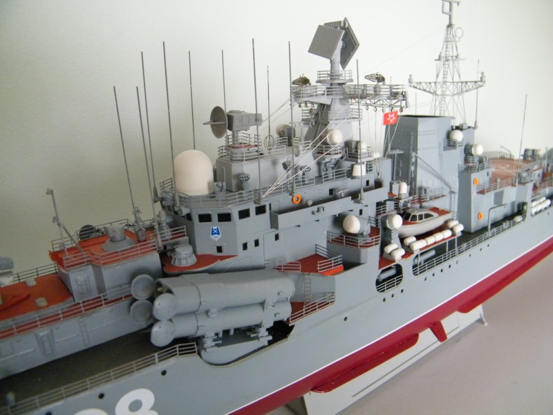 Destroyer SOVREMENNY Type 956E AU 1:200 Photo_11
