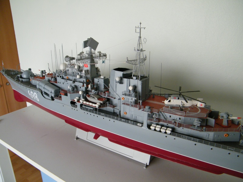 Destroyer SOVREMENNY Type 956E AU 1:200 Photo_12