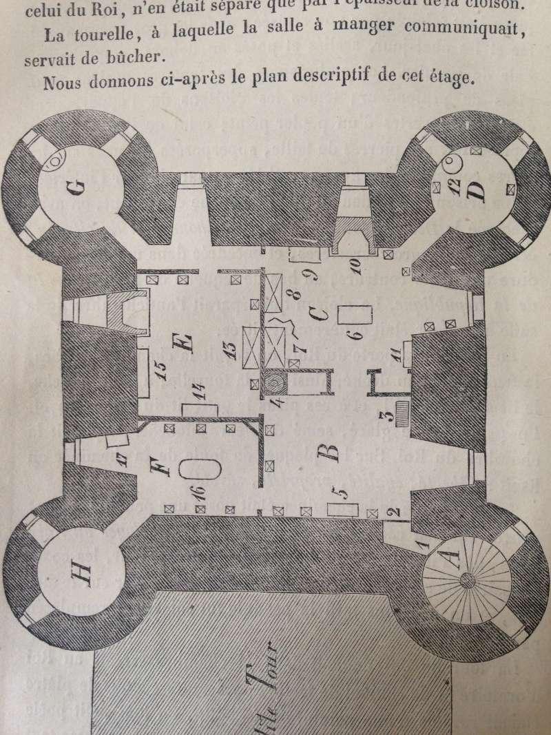 La famille royale à la prison du Temple : plans et aménagements - Page 2 028_211