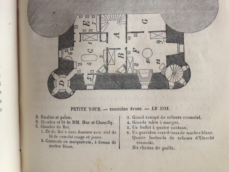 La famille royale à la prison du Temple : plans et aménagements - Page 2 03211
