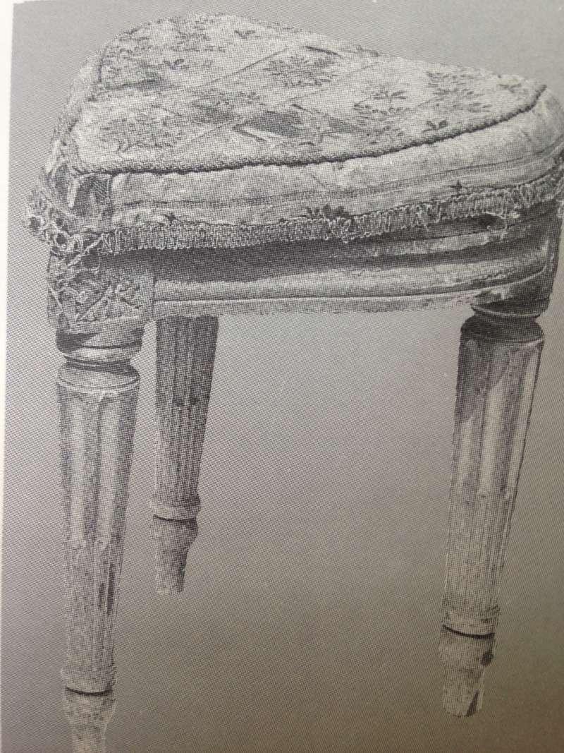 La famille royale à la prison du Temple : plans et aménagements - Page 2 06110