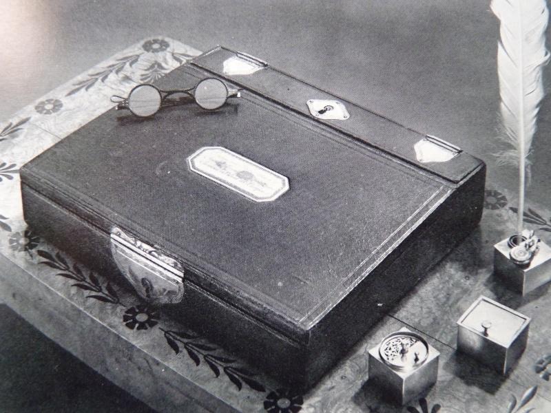 Les lunettes de soleil au XVIIIè siècle 85b10