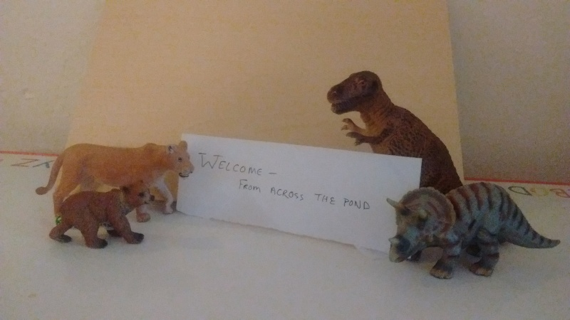 My not so teeny tiny Schleich collection - Updated 18/08  Pond_w10