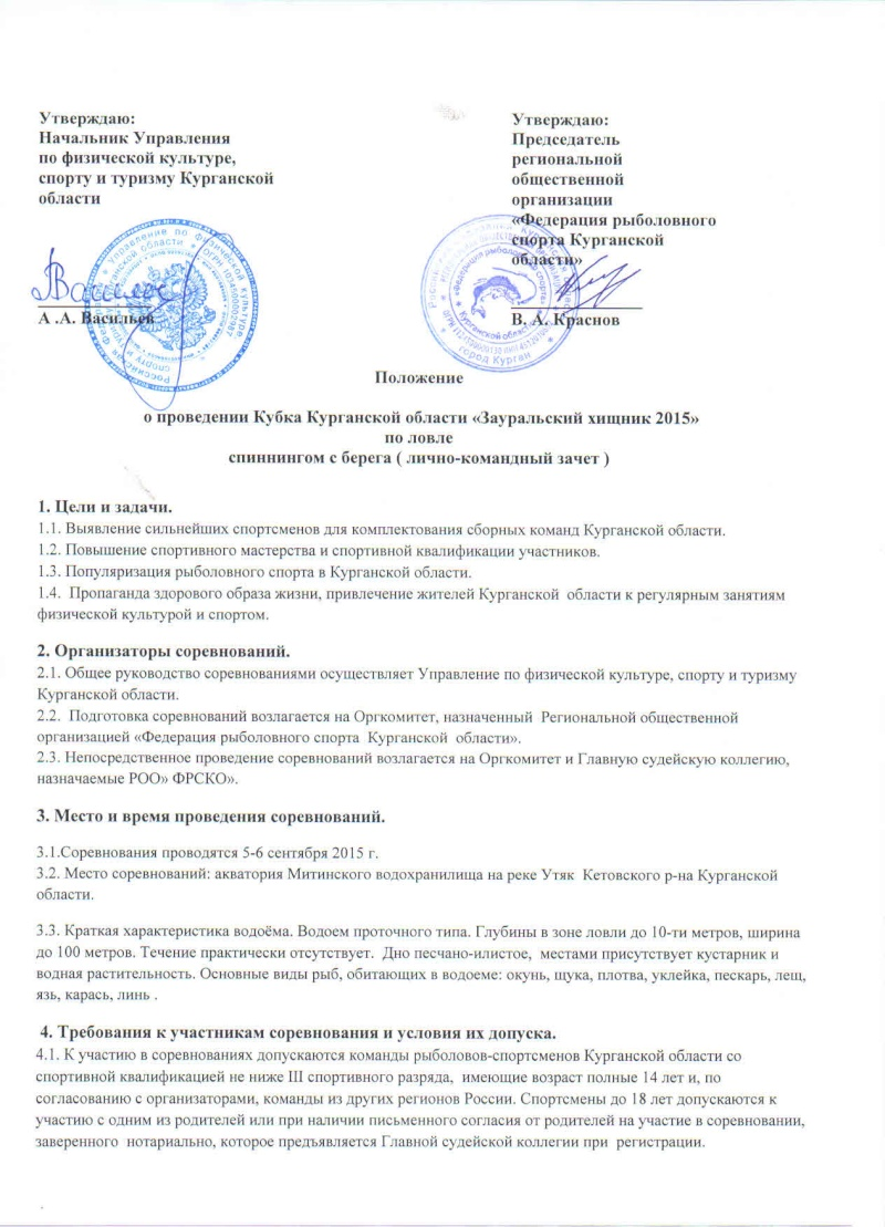 Кубок Курганской области по ловле спиннингом с берега. 5-6 сентября 2015 года. Aaezae12