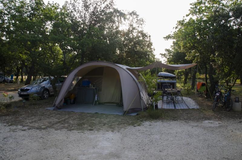Camping Le Garrigon - Grillon (Vaucluse) Dsc_6710