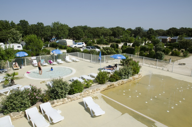 Camping Le Garrigon - Grillon (Vaucluse) Dsc_6811