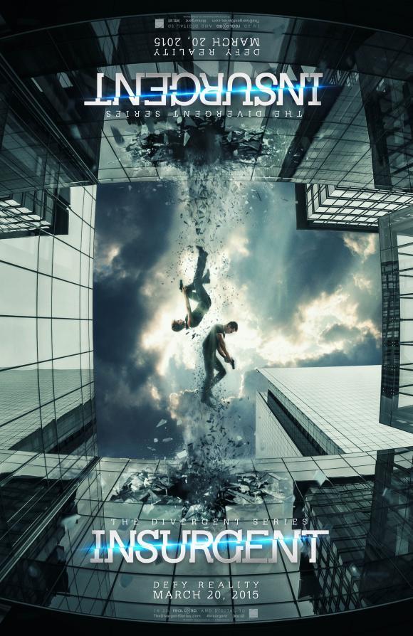 Divergente 2  ( Film ) Affich10