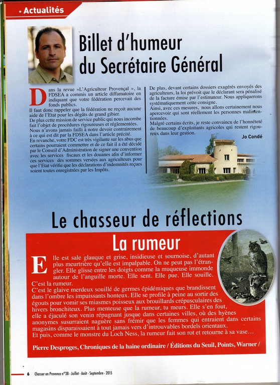 Anciens présidents de la FDC 13 bientôt en prison - Page 2 Rumeur10