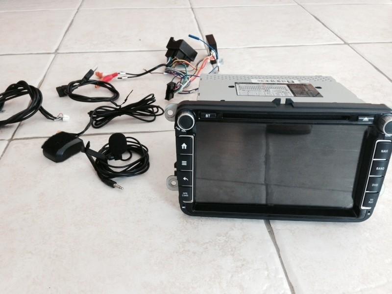 Autoradio HD GPS DVD BLUETOOTH 3G WIFI ANDROID 4.4.4  Photo_10