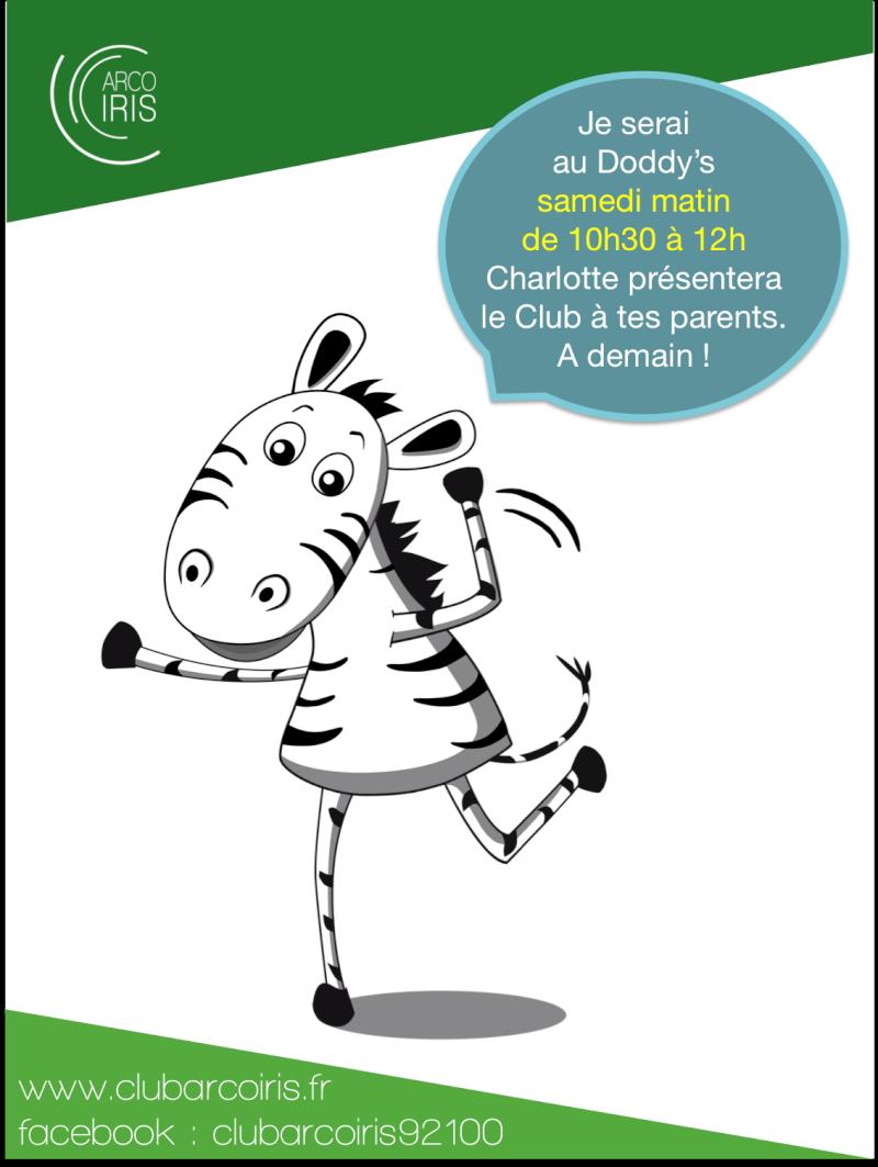 Club pour enfants Arco Iris - Page 3 Annonc17