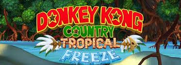 Donkey Kong Country Tropical Freeze [Wii U] Tylych11