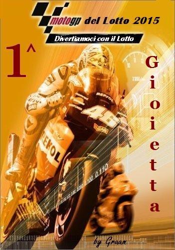 Vincitrici del MotoGP 2015 Gioietta, Graan, Mara Moto_g10
