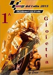 Vincitrici del MotoGP 2015 Gioietta, Graan, Mara Moto_g13