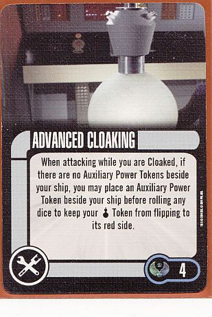 Advanced Cloaking Startr11