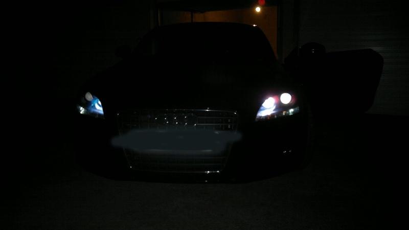 Audi TT mk2 3.2 v6 Stronic 2012-113