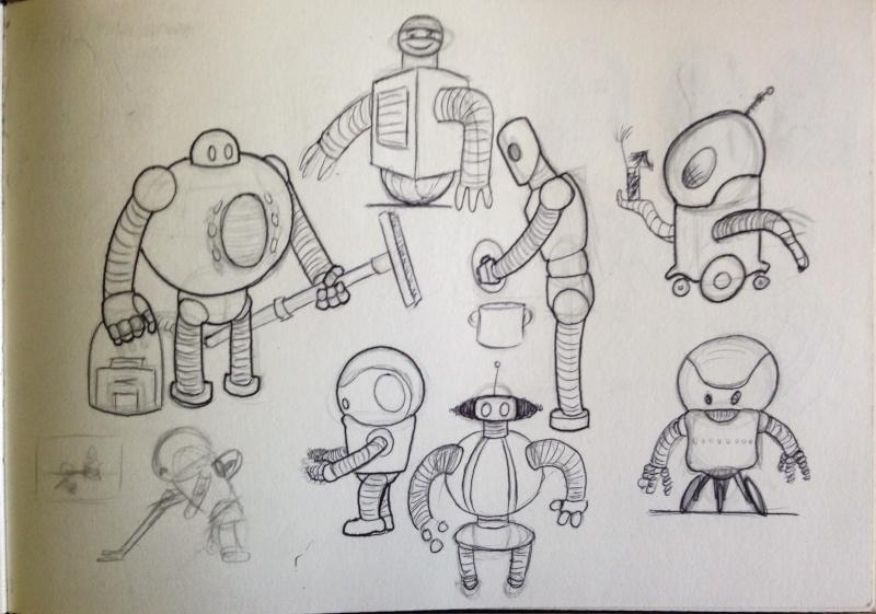 Duo robot/mamie  Image10
