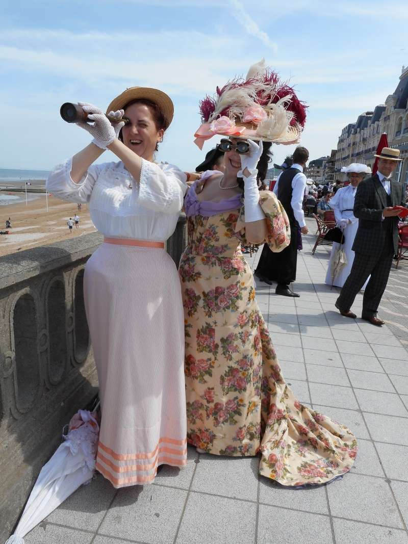 Cabourg à la Belle époque 2015, photos - Page 6 Dscn3812