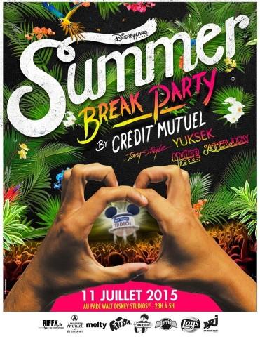 Summer Break Party, 9 juillet 2016 Summer11