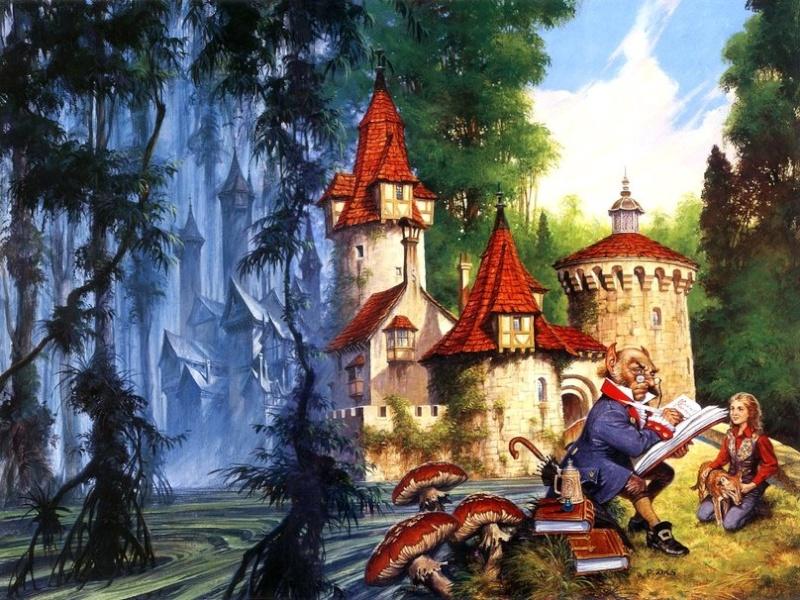 Villes, cités, bourgs, châteaux et forteresses 64142710
