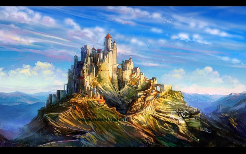 Villes, cités, bourgs, châteaux et forteresses Chatea10