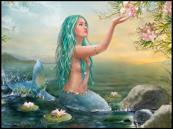 Ô Filles de l'Eau - Page 2 Sirene13