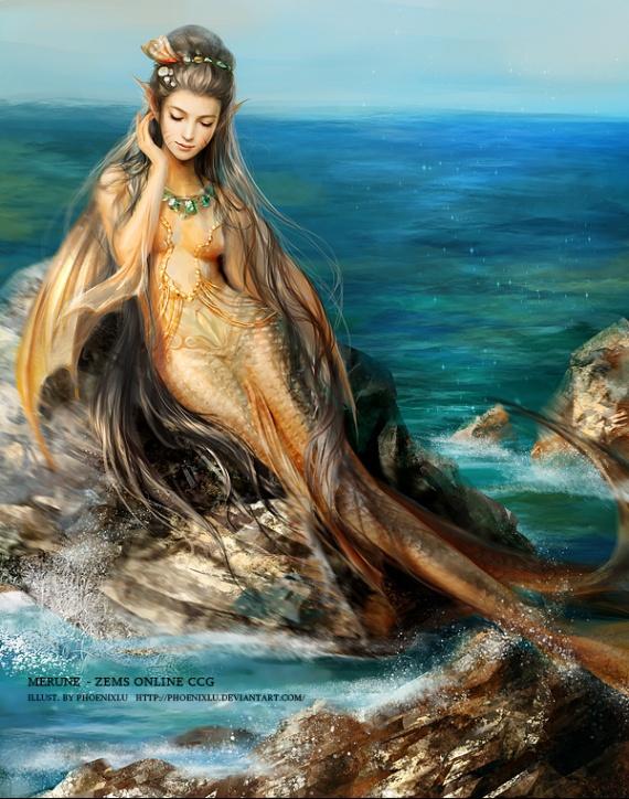 Ô Filles de l'Eau - Page 2 Sirene14