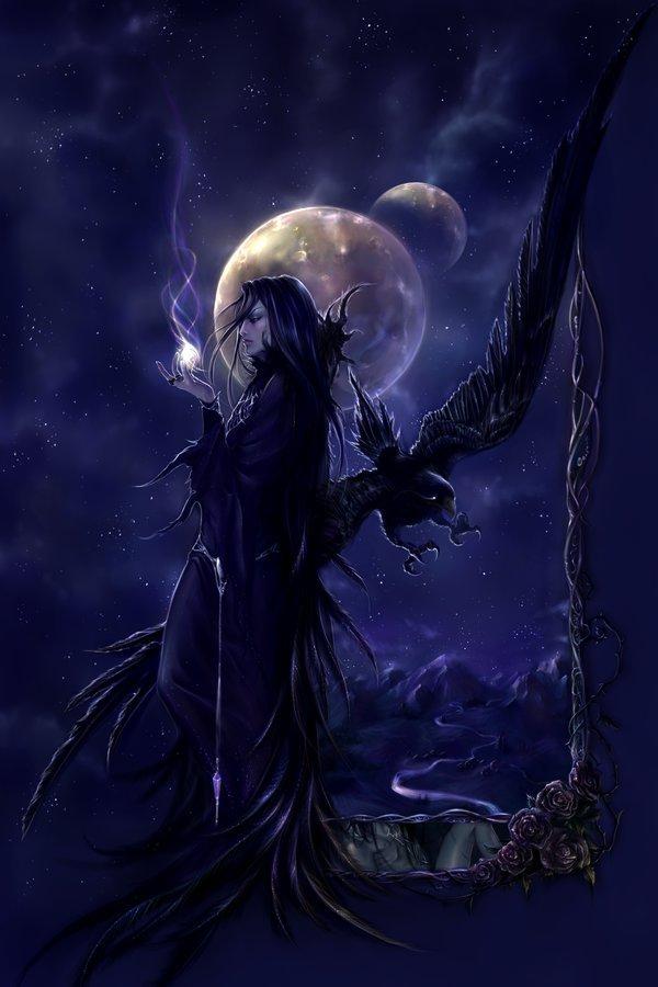 De Gandalf à Qadehar en passant par tout leurs compagnons. Les Praticiens des Arts Occultes. Vq2mma10