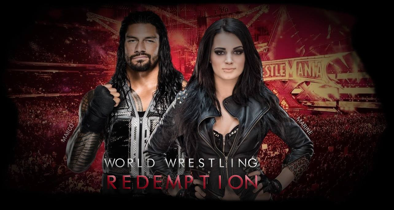 World Wrestling Redemption 11777422