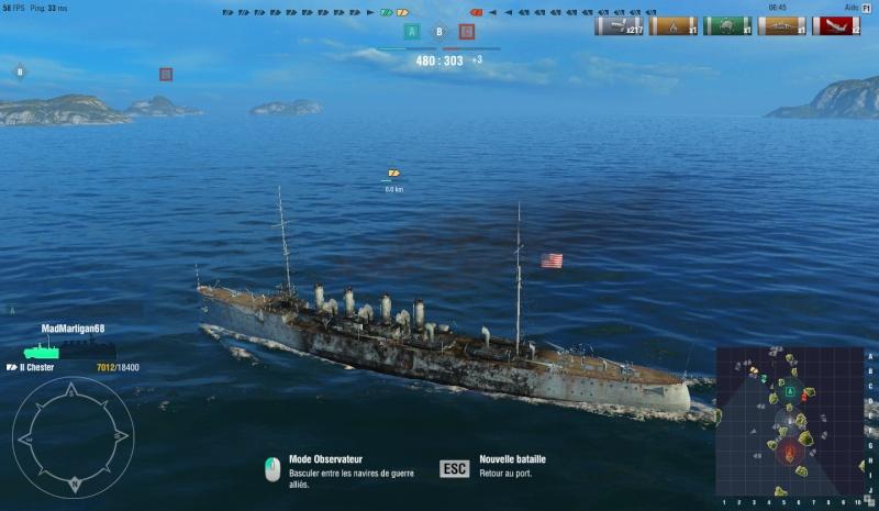 World of warships  Shot-110