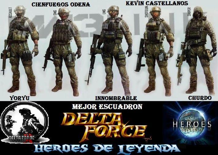 Alianza Héroes de Leyenda