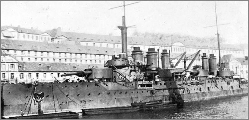 Photos des navires de guerre de la France du XIXe et du XXe Foto_a13